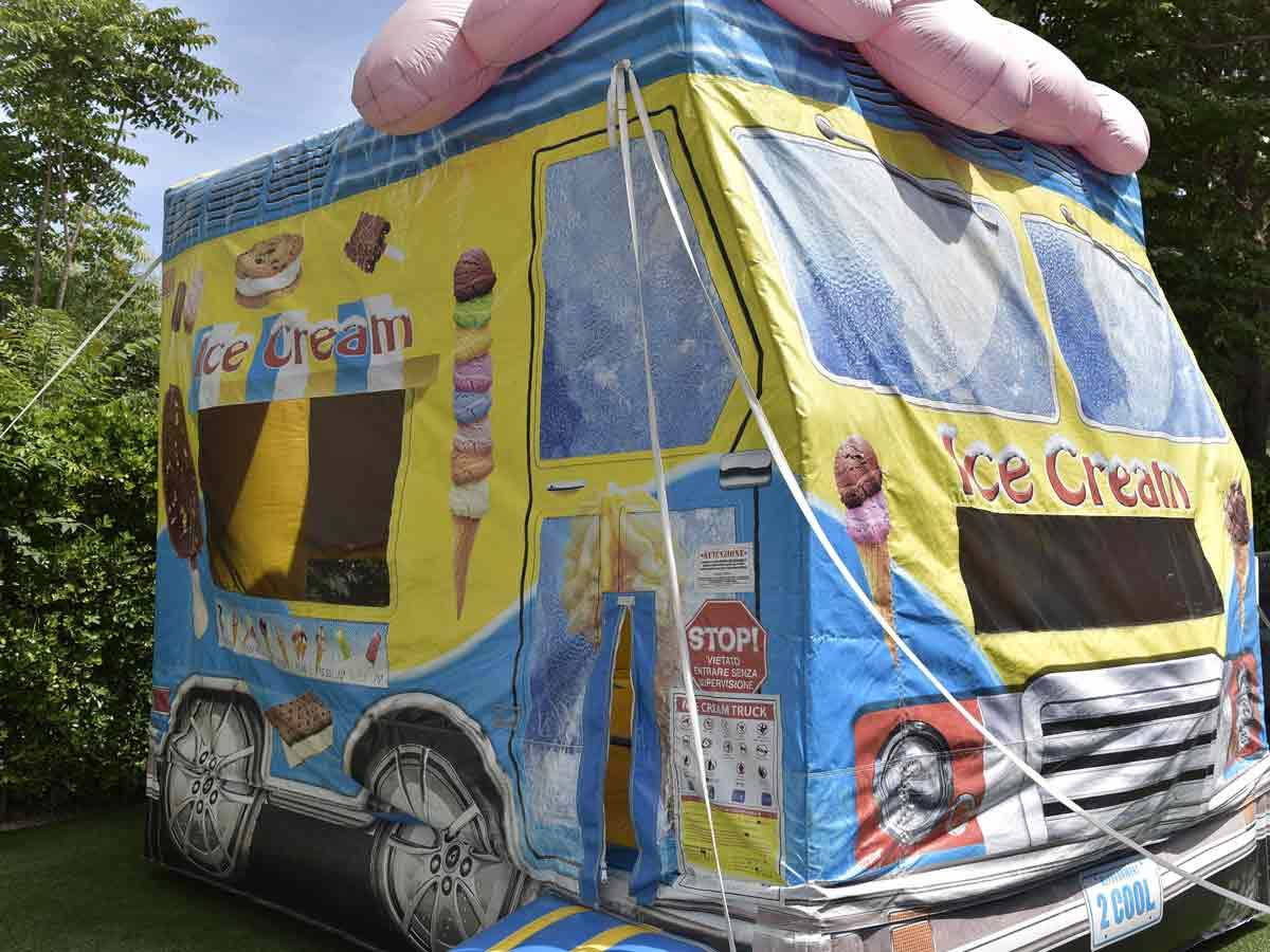 Hotel With Inflatable Games For Kids In Emilia Romagna Italy